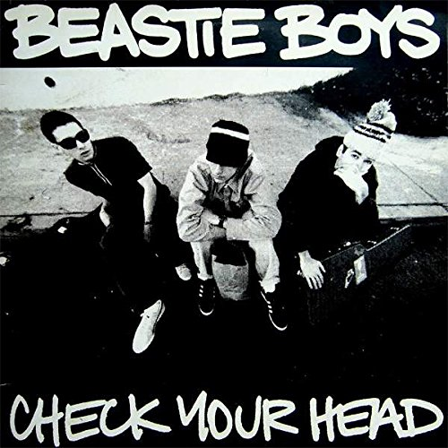 Beastie Boys - Check Your Head - Grand Royal - EST 2171, Capitol Records - 164-7 98939 1