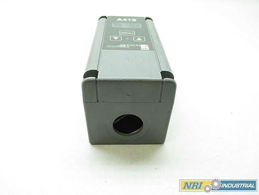Johnson controls a419abc-1 C termostato electrónico, 1/4 x 2 Temp -30 - 212 Johnson Control a419abc1 C 881200: Amazon.es: Bricolaje y herramientas