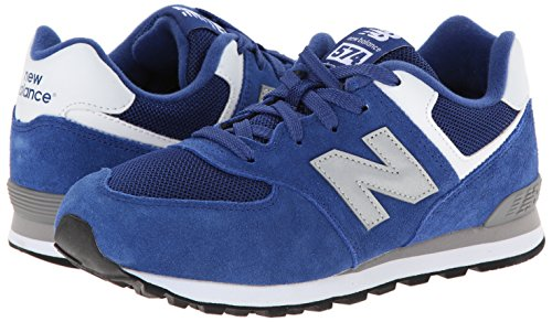 New Balance KL574 Grade Lace-Up Running Shoe (Big Kid)