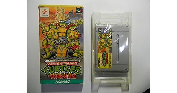 Amazon.com: Teenage Mutant Ninja Turtles: Turtles in Time ...