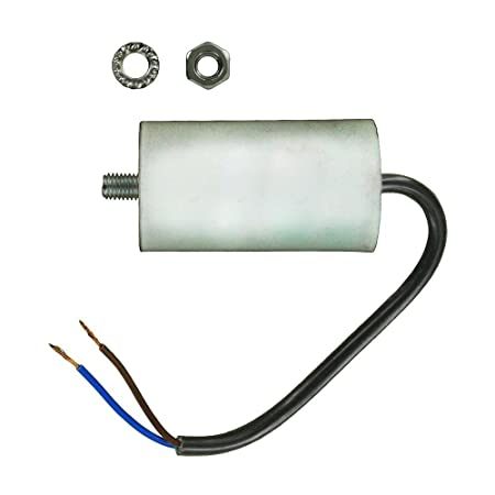 Condensador de Arranque de Motor con Cable de 15UF Universal de ...