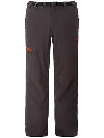 67df82a58b10 The North Face Men s Paseo Pant - Asphalt Grey Acrylic Orange