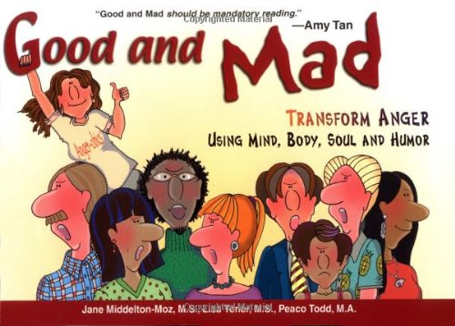 Download Good and Mad: Transform Anger Using Mind, Body, Soul and Humor pdf epub
