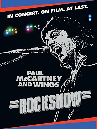 (Paul McCartney & Wings - Rockshow)