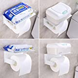 Toilet Paper Holder with Shelf, APL SUS304