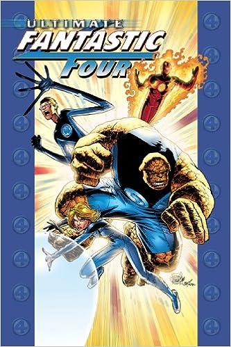 Ultimate Fantastic Four, Vol. 3: N-Zone