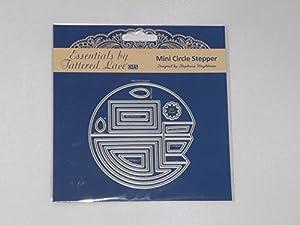 Tattered Lace Metallschablone Set Essentials Mini Kreis Stepper Karte Maker...
