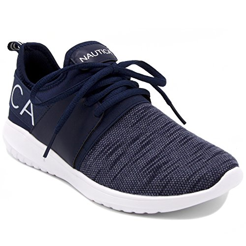 Used, Nautica Women Fashion Sneaker Lace-Up Jogger Running for sale  Delivered anywhere in USA