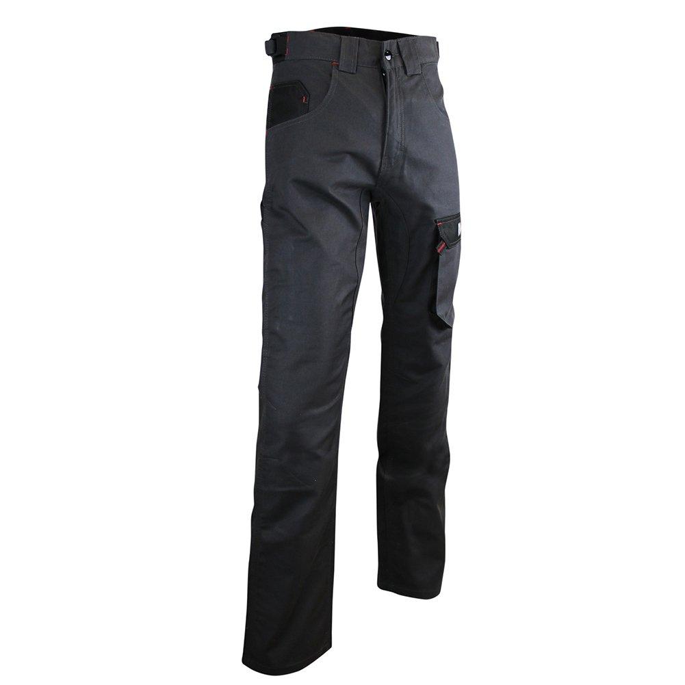 2057 SEMIS negro LMA BLOUSON Tricolor color gris//negro//amarillo