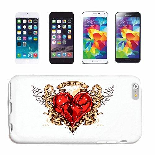 """cas de téléphone iPhone 7S """"LOVE STORY LIFESTYLE FASHION STREETWEAR HIPHOP SALSA LEGENDARY"""" Hard Case Cover Téléphone Covers Smart Cover pour Apple iPhone en blanc"""