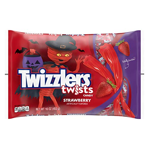 (Twizzlers Strawberry Twists Halloween Snack Size -)