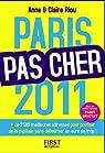 Paris pas cher 2011 par Riou
