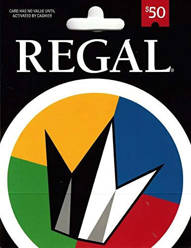Regal Entertainment Gift Card - Entertainment Card