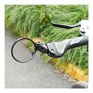 Hafny Espejo retrovisor de bicicleta 1