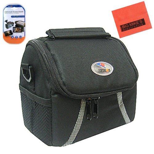Deluxe Soft Digital Camera Case For FujiFilm FinePix S1 HS25EXR HS30EXR HS33EXR HS35EXR HS50EXR S2800HD S2950 S3200 S3300 S3400 S4000 S4200 S4300 S4400 S4500 S4600 S4700 S4800 S6600 S6700 S6800 S8200 S8300 S8400 S8500 S8600 S9200 S9400W X100 X100S X-A1 X-E1 X-E2 X-M1 X-PRO1 X-S1 X-T1 Digital Camera + More!!