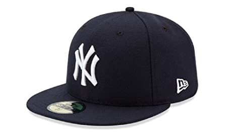f920caf76dd40 Image Unavailable. Image not available for. Color  New Era New York Yankees MLB  Authentic Collection 59FIFTY On Field Cap NewEra ...