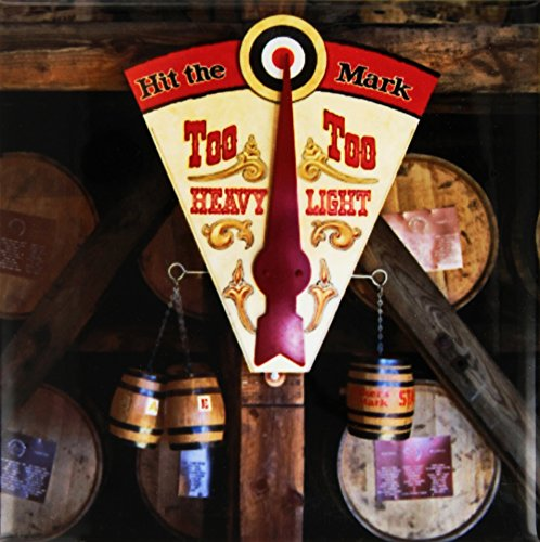 3dRose cst_90417_3 Kentucky Makers Mark Bourbon in Wood Distillery Luc Novovitch Ceramic Tile Coasters, Set of 4
