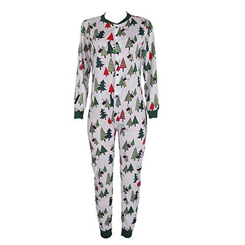 434c9b55d1fb0 new Meijunter Flapjacks adultes assortis Pyjamas de famille Sapin de Noël  Adulte