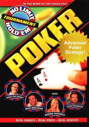 - In the Mind of the Poker Pro: No Limit Tournament Hold'em Poker