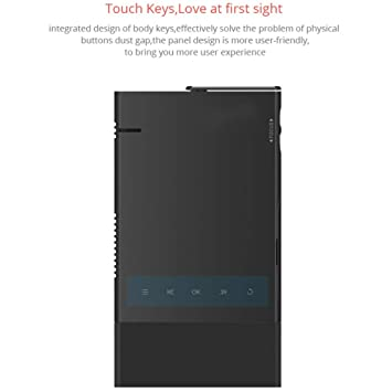 GGKLY Mini Proyector,Portatil De Video Recargable, Mobile ...
