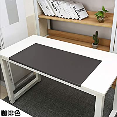 DM&FC Pu artificial de oficina de cuero Escritorio tapete de ...