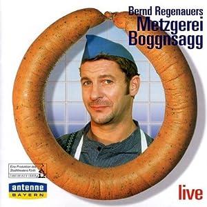 Metzgerei Boggnsagg live Hörspiel