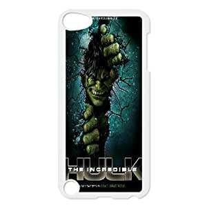 iPod Touch 5 Cell Phone Case White Hulk NF6034122