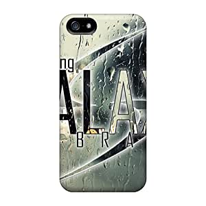 Melivera Case Cover For Iphone 5/5s Ultra Slim DHZFniv4544vCaAo Case Cover