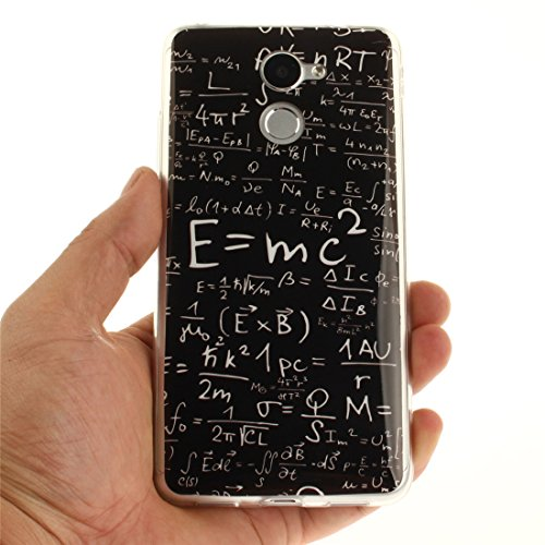 Prime Bord Scratch Transparent Fit Téléphone En Arrière Cas Hozor Slim Protection Huawei Motif Couverture equation Peint Y7 Cas Y7 De Antichoc TPU Silicone De Résistant Souple qwSagSft