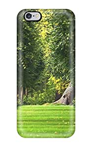 Case Cover, Fashionable iphone 6 4.7 Case - Tree Alley Grass