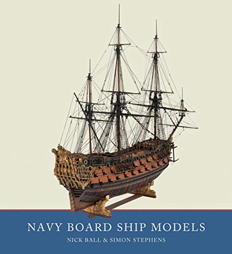 Ship Historic Models - Navy Board Ship Models