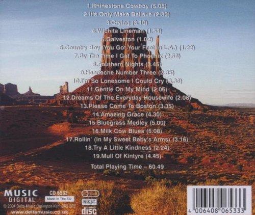 Rhinestone Cowboy: Live in Concert