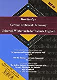 German Technical Dictionary, , 0415133602