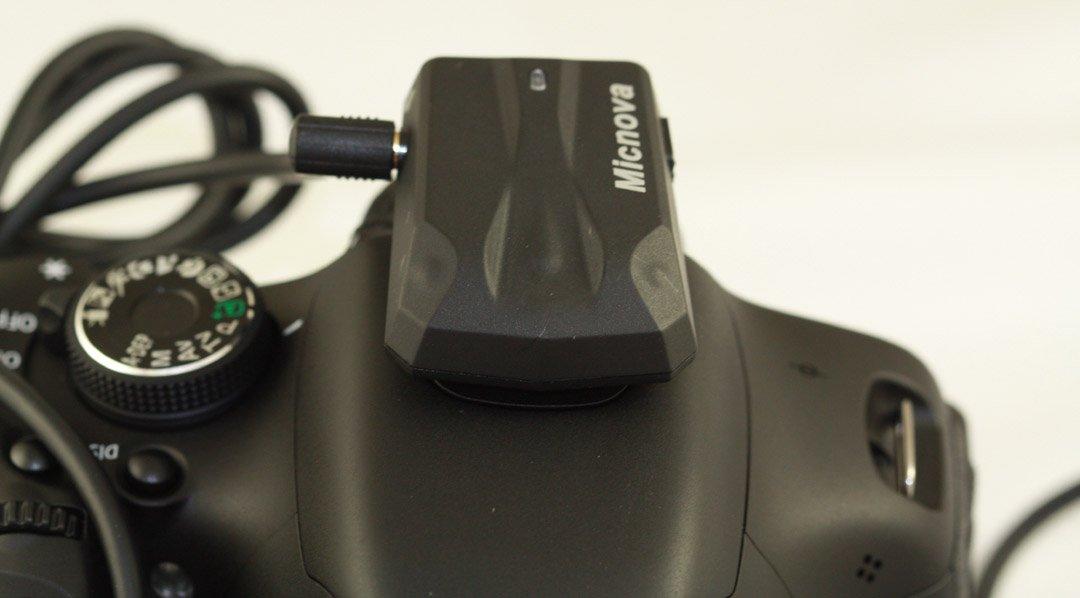 MICNOVA: DSLR Kamera GPS Empfänger Geotagger mit Kabel-Fernauslöser für Nikon D3S , D3X , D3 , D900 , D700 , D300S , D300 , D2XS , D2X , D2HS , D200 , D90 , D7000 , D5000 , D5100 , D3100