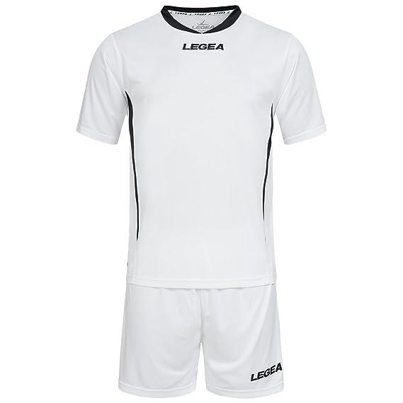 Equipación de fútbol Legea Maglia Dusseldorf MC, camiseta + ...