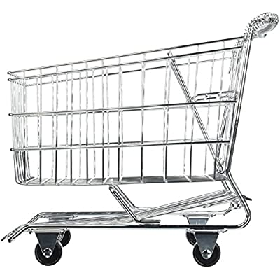 KITCHEN COLLECTION Mini Shopping Cart 08432: Home & Kitchen