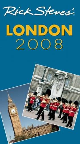 Rick Steves' London 2008 PDF Text fb2 book