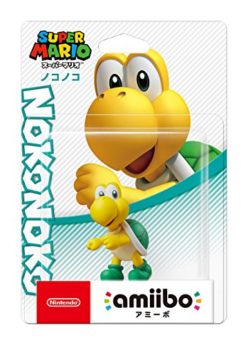 Amiibo Koopa Troopa (Super Mario Series) Japan Import