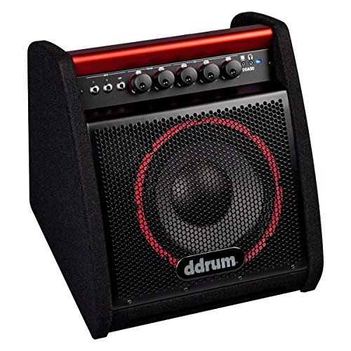 ddrum DDA50 Electronic Percussion Amplifier, 50 Watts