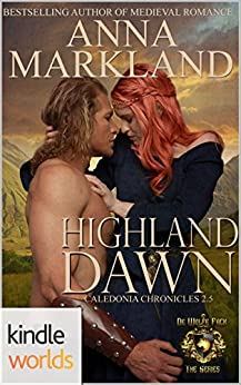 World of de Wolfe Pack: Highland Dawn (Kindle Worlds Novella) by [Markland, Anna]