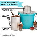 Nostalgia Electric Ice Cream Maker With