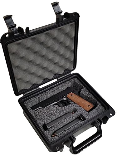 - Case Club Pre-Customized Waterproof Pistol Case