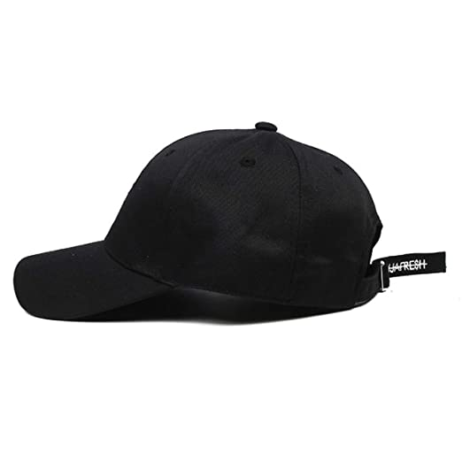 Singer Xxxtentacion Dreadlocks Snapback Cap for Men Hip Hop Dad Hat Baseball Cap Black at Amazon Mens Clothing store: