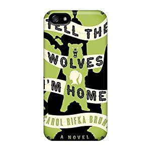 Shock Absorption Hard Phone Cover For Iphone 5/5s With Support Your Personal Customized High Resolution Green Day Image VIVIENRowland