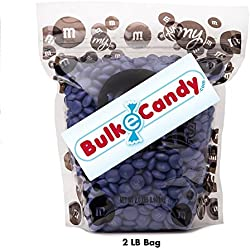 Purple M&M'S Bulk Candy Bag (2lb)