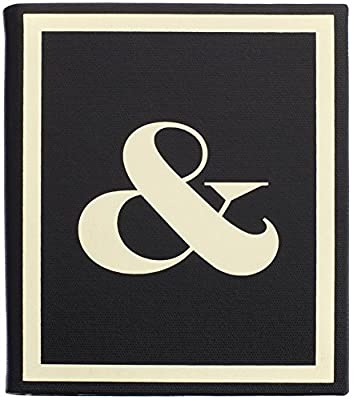 Jonathan Adler Punctuation Cover in Black from Barnes & Nobles