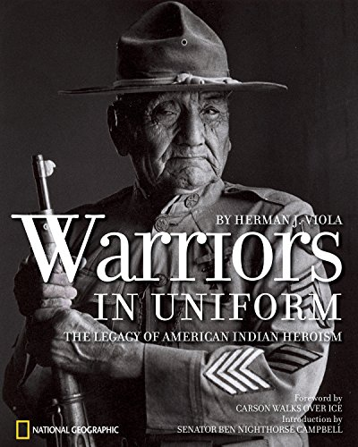 Warriors in Uniform: The Legacy of American Indian, used for sale  Delivered anywhere in USA