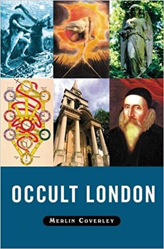 OCCULT LONDON: Amazon co uk: Merlin Coverley: 9781904048886