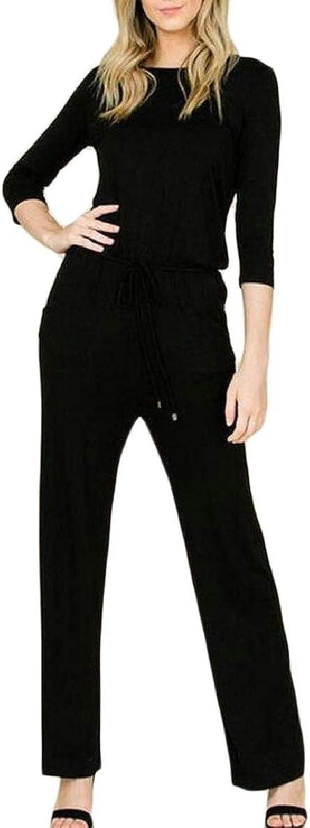 xtsrkbg Women Long Sleeve Fashion Loose Knit Over Knee Dress