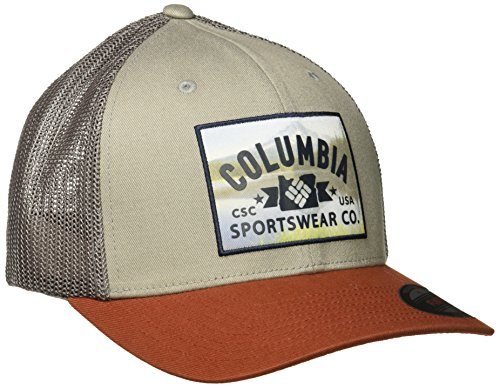 Columbia Men's Mesh Ball Cap, Kettle Patch, S/M - Columbia Mesh Hat